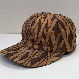 Cabellas Camo Hunting Cap With Ear Covers, Large